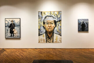 The Unconventionals, installation view