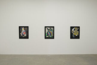 Larry Bell : The Carnival Series, installation view