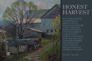 Honest Harvest, installation view