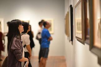 Wu Guanzhong: Beauty Beyond Form, installation view