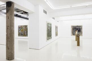 Miikka Vaskola: Shore to Shore, installation view