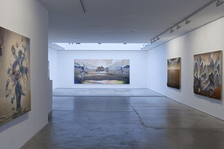 Gordon Cheung: The Abyss Stares Back, installation view