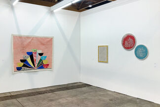 Horton Gallery at Art Brussels 2013, installation view