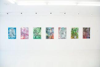 Choreography, installation view