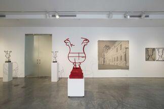 JUAN GARAIZABAL | Build A Story. Urban Memory of the Lost Tuileries, installation view