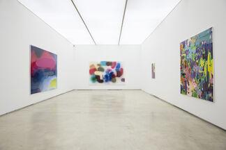 Peter Zimmermann, installation view