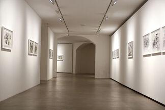 Vienna_Basement: INCI EVINER - Stages for Everyday Politics, installation view