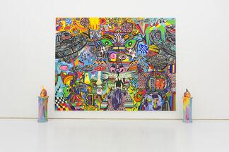Joe Grillo #%@&?!!!, installation view
