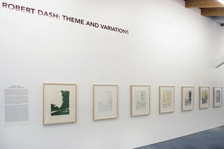 Parrish Perspectives – Robert Dash: Theme and Variations, installation view