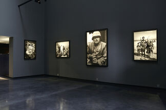 Don McCullin: Eighty, installation view