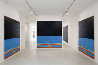 GRIMM at Art Brussels 2014, installation view