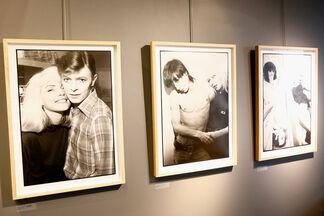 Chris Stein / Negative   Me, Blondie & the Advent of Punk, installation view