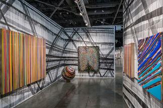 Ameringer | McEnery | Yohe at Seattle Art Fair 2017, installation view