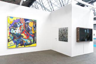 Templon at Art Brussels 2019, installation view