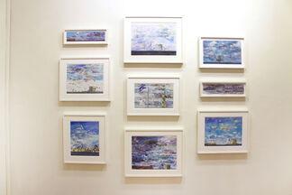 Joseph Santore: Watercolors and Drawings, installation view