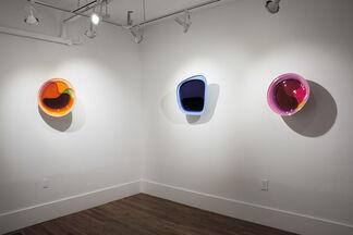 Peter Zimmermann - solarized, installation view