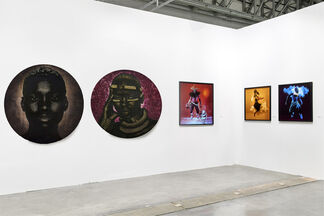 October Gallery at 1-54 London 2020, installation view