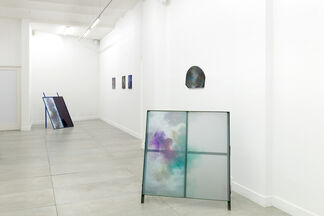 Adelheid De Witte - 'There Are Fireworks At 11pm', installation view