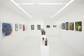 Khartoum Contemporary, installation view