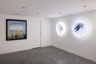 Luminaries, installation view