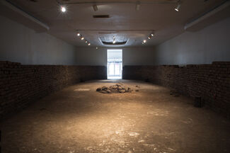 Rafa Esparza: i have never been here before, installation view