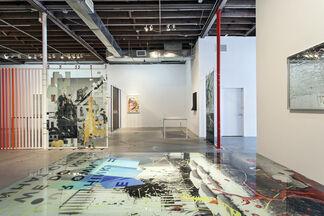 Justin Beal/ Jesse Willenbring: Exhaustion, installation view