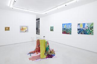 "Aya Ito ""Sleeping Stone"", installation view"