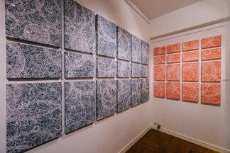 Tao Stein: Flatness, installation view