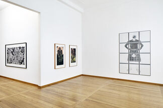 Revolutionäres Jahr, installation view