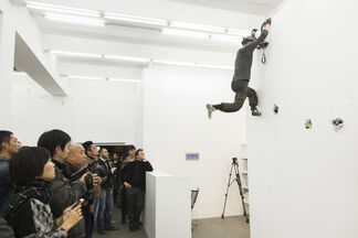 Mr. Hungry, Tang Dixin Solo Show, installation view