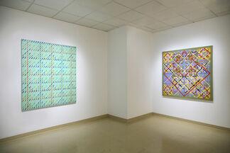 Gloria Klein: Pattern Painting 1975 - 1983, installation view