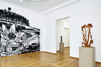 Paul Morrison, installation view