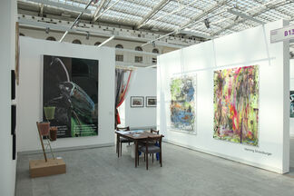 Osnova Gallery at Cosmoscow 2018, installation view