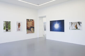 """""""The Sacred and The Profane"""", installation view"""