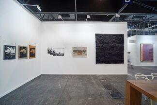 Sabrina Amrani at ARCOmadrid 2017, installation view