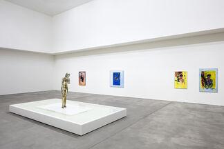 Andro Wekua, installation view
