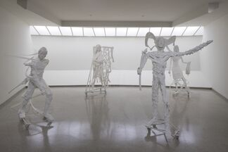 Storylines: Contemporary Art at the Guggenheim, installation view
