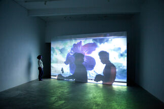 SA SA BASSAC at Art Stage Singapore 2014, installation view