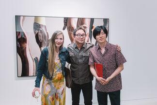 Kim Joon Crashing, installation view