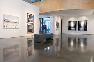 """""""Perception"""" - Group Show, installation view"""