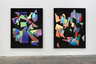 James Hyde & Jessica Labatte - Two-person Show, installation view