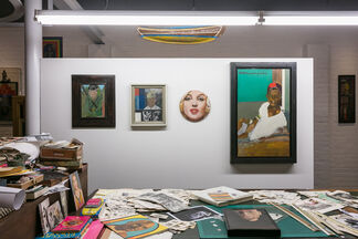 Waddington Custot at Frieze Masters 2017, installation view