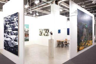 Stephen Friedman Gallery at Art Basel 2013, installation view