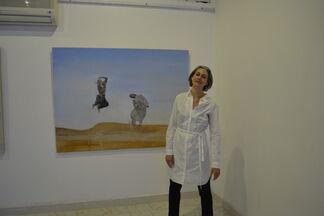 American Art Month Exhibition, installation view
