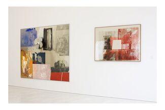 Robert Rauschenberg – Hommage, installation view
