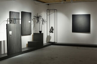 Simon Bilodeau: De l'avant comme avant (la suite), installation view