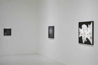 Jack Whitten: Five Decades of Painting, installation view