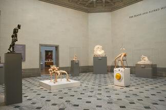 Sarah Lucas: Good Muse, installation view
