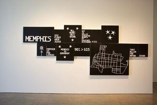 DWAYNE BUTCHER | memphis, installation view