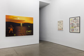 Character Traits, installation view